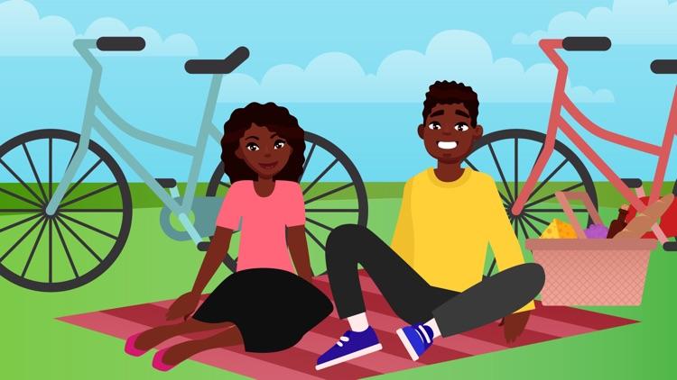 StoryTime Kids: My Family screenshot-8