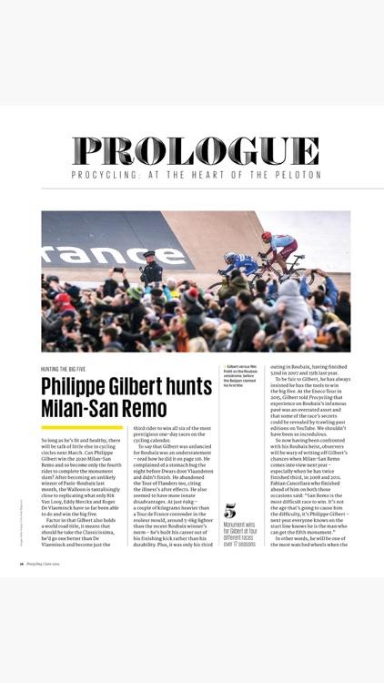 Procycling--Magazine screenshot-3