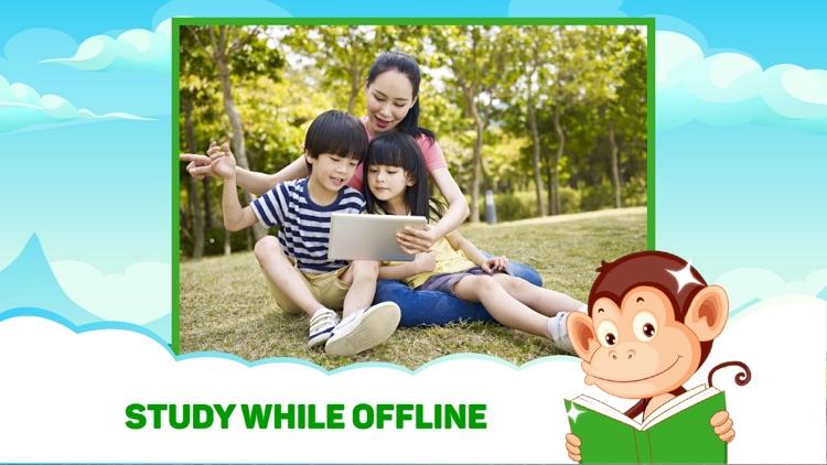 Monkey Junior: learn to read screenshot-9