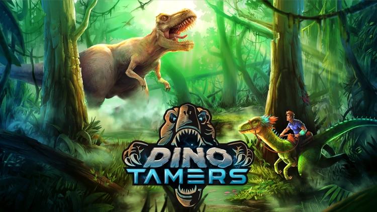 Dino Tamers: Jurassic MMORPG screenshot-7