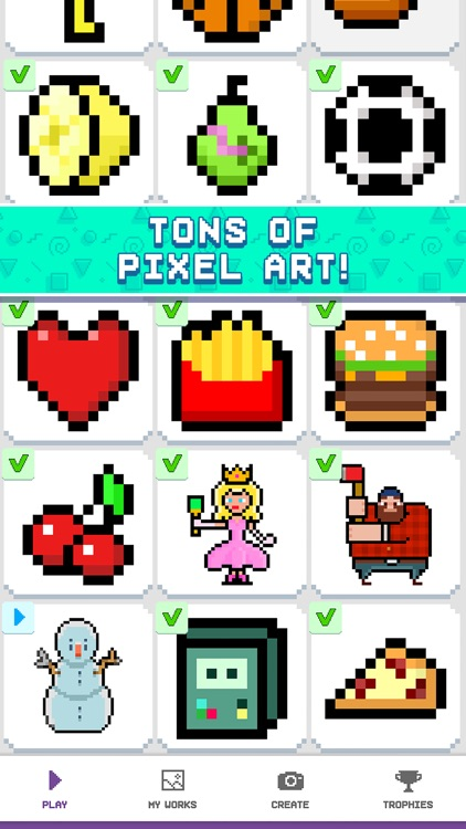 Artsy Pixel - Color by Number