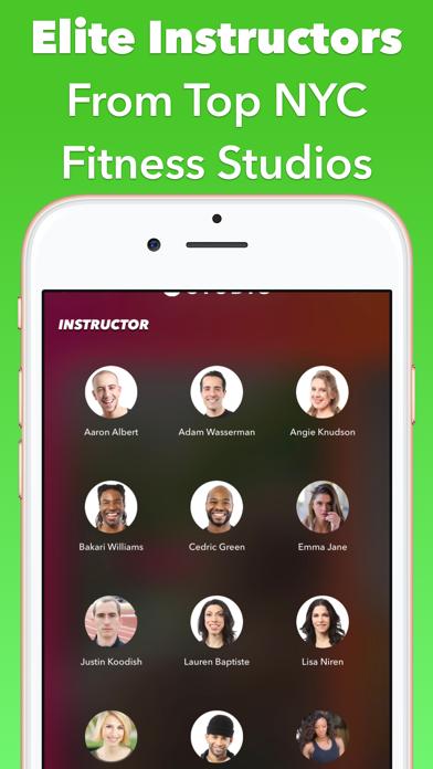 Studio: HiiT Treadmill Classes Screenshot