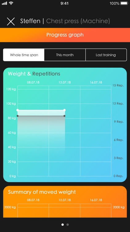 Gymnotize Fitness Workout App screenshot-8