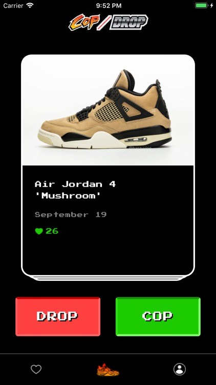 Cop or Drop - Sneaker Release screenshot-1