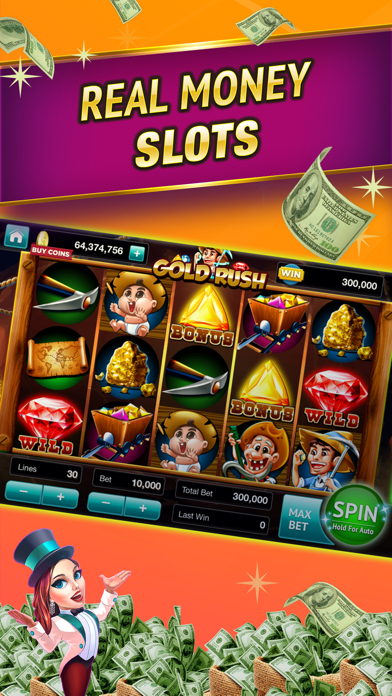 SpinToWin Slots & Sweepstakes