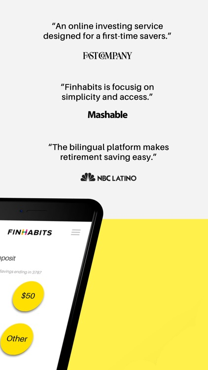 Finhabits: Save and Invest Now screenshot-4