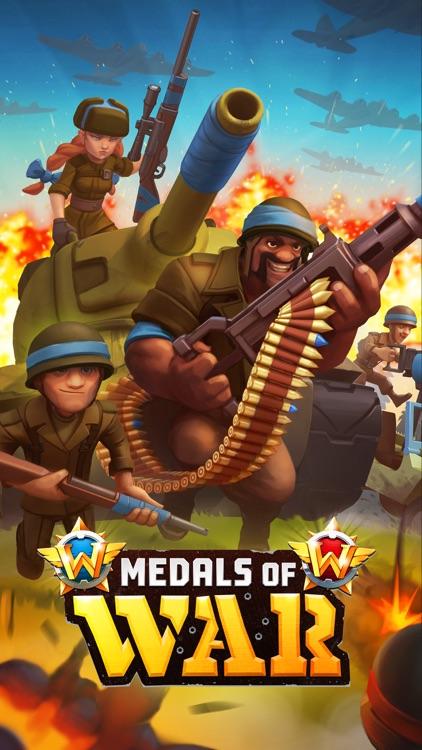 Medals of War screenshot-4