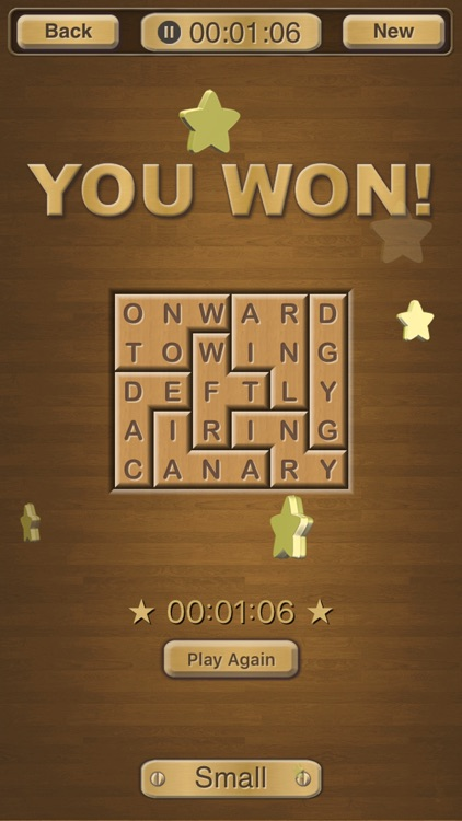 Word Jigsaw! screenshot-4