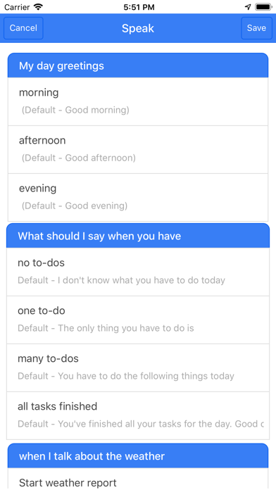 My Day To-Do - Smart Task List Screenshots