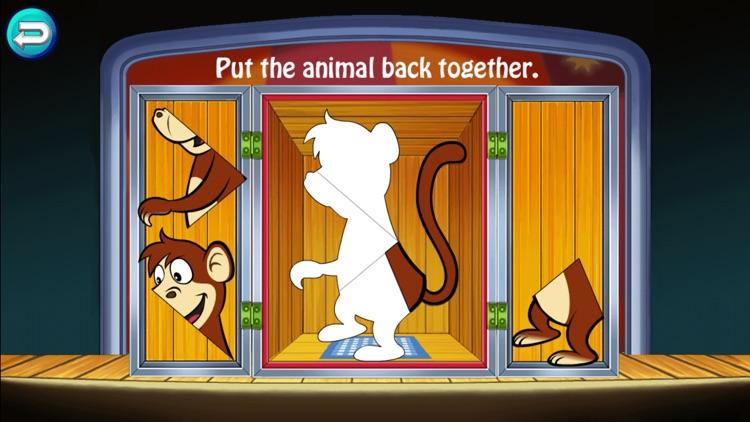 Animal Circus: Toddler Games screenshot-3