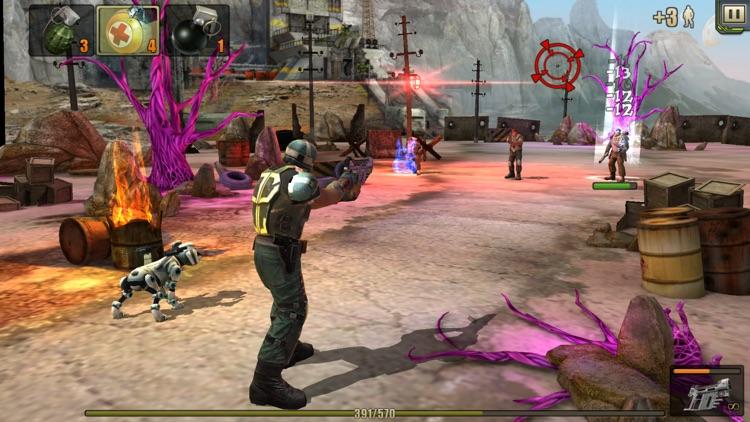 Evolution: Battle for Utopia screenshot-7