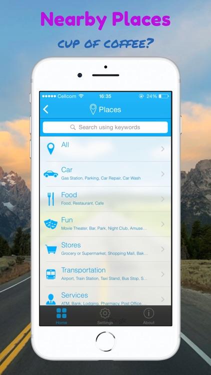 iCarMode: Drive Safely screenshot-6