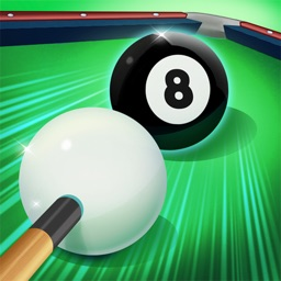 8-Ball Classic Billiards Pool