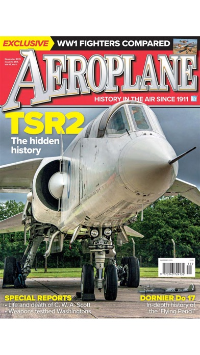 Aeroplane review screenshots