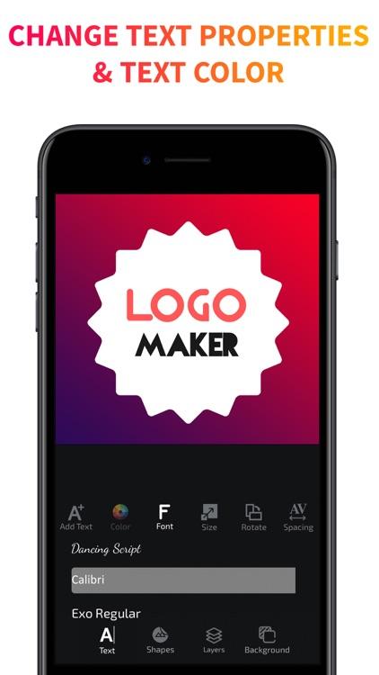 LogoMaker Intro Maker Ad screenshot-3