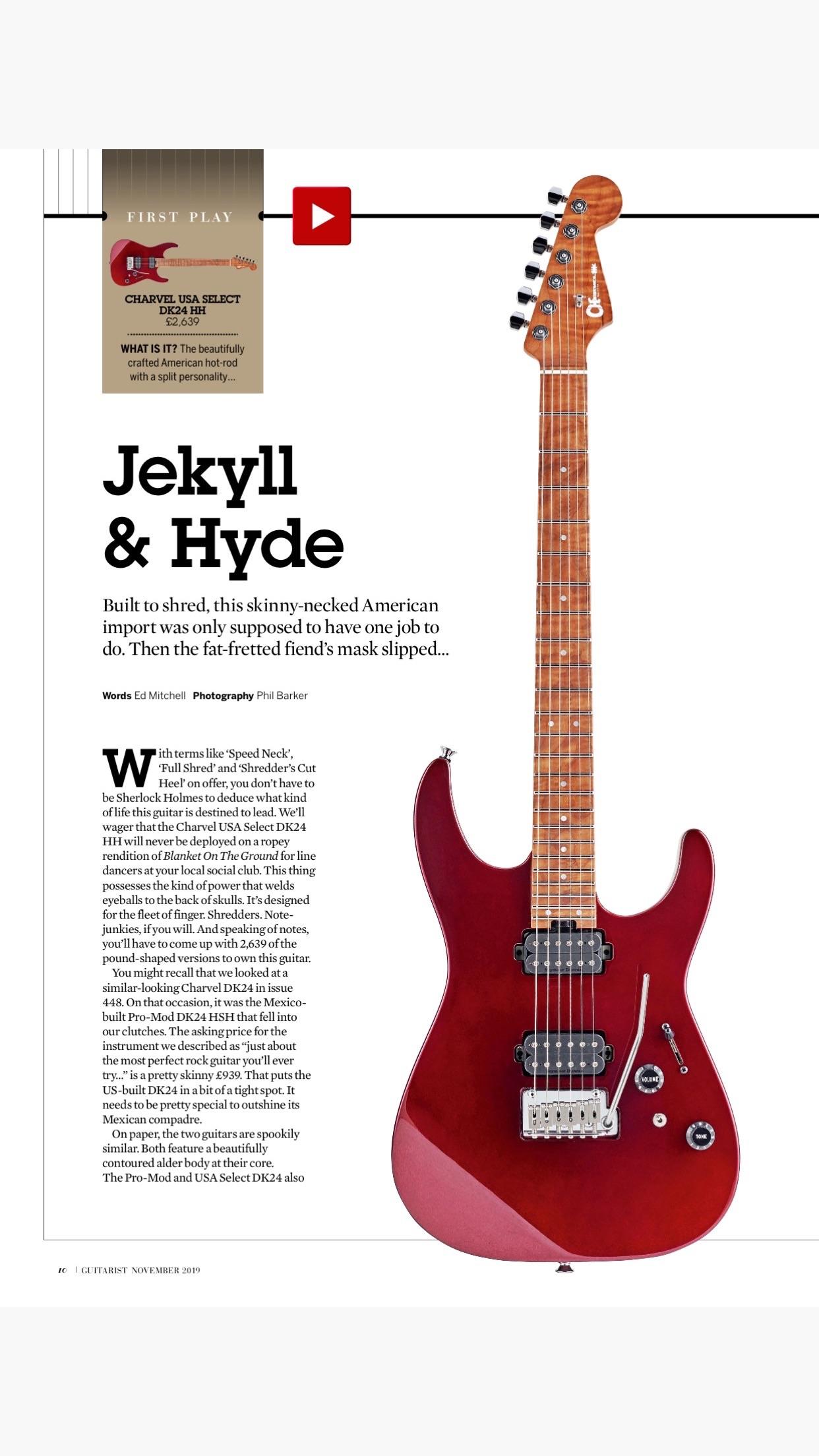 Guitarist Magazine Screenshot