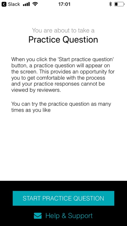 LaunchPad Video Interview screenshot-3
