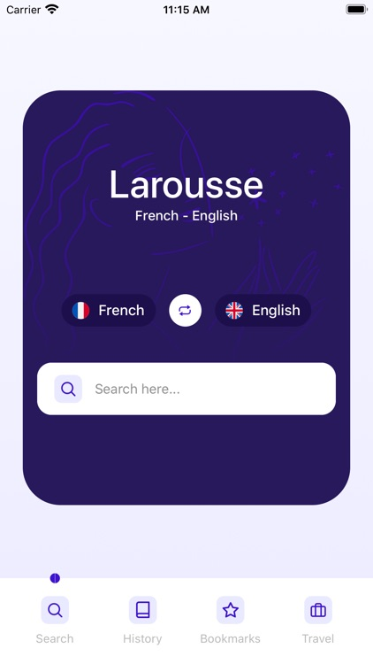 French~English Dictionary
