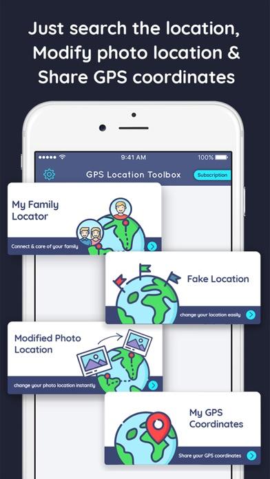 Herunterladen Fake GPS Location -for iPhone für Pc