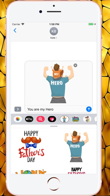 Happy Fathers Day Celebrations screenshot-3