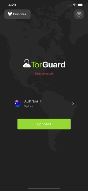 TorGuard Anonymous VPN Service on the App Store