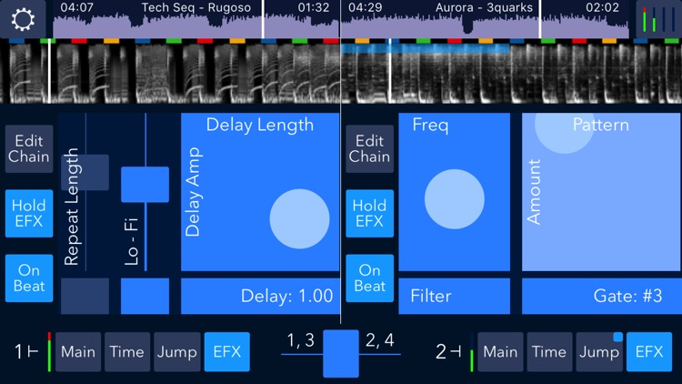 DJDJ Mixing App screenshot-3