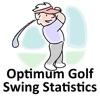 Optimum Golf Swing Statistics