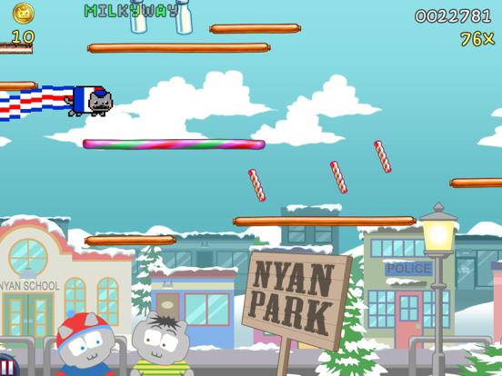 Nyan Cat: Lost In Space screenshot