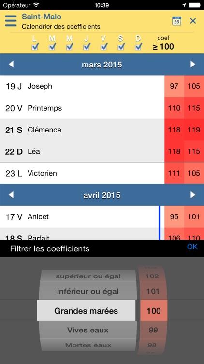 marée.info Essentiel screenshot-3