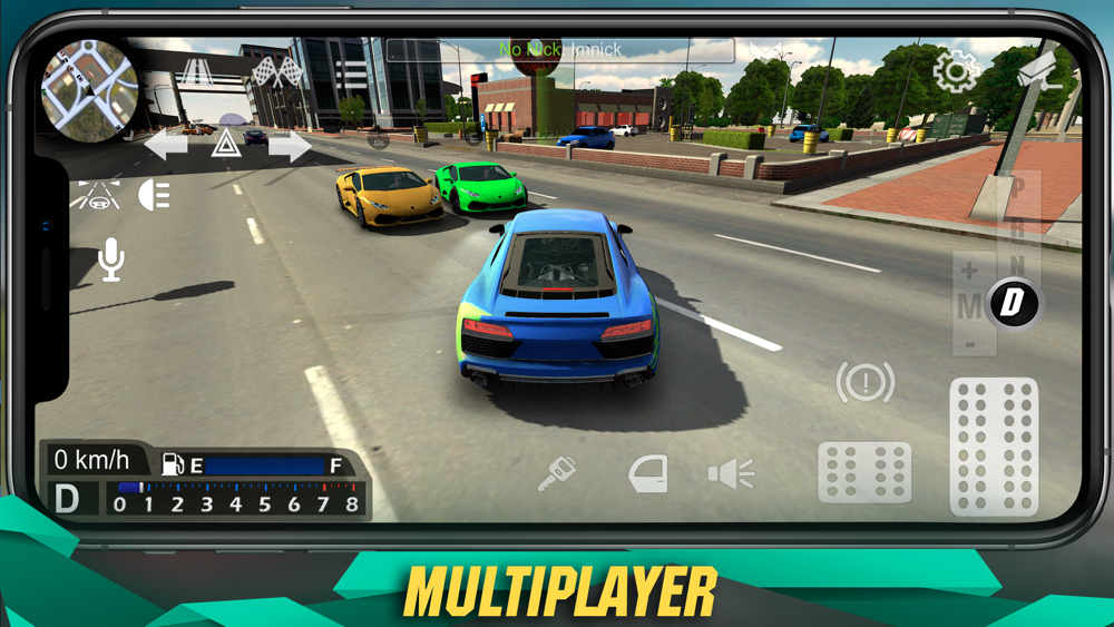 Car Parking Multiplayer App for iPhone - Free Download Car Parking  Multiplayer for iPad & iPhone at AppPure