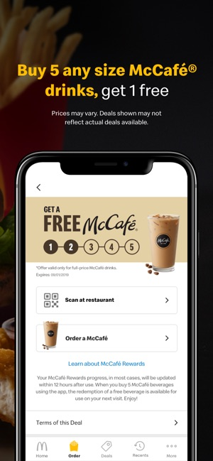 6812c5e20a0 McDonald's on the App Store