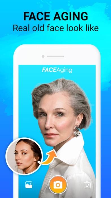 Face Aging App - Oldify Camera screenshot one