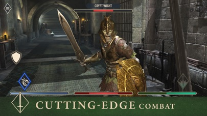 Screenshot from The Elder Scrolls: Blades