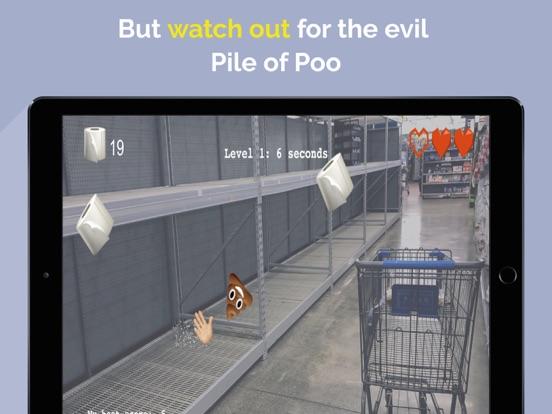 Toilet Paper Hunter screenshot 4