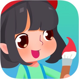 Drawing for kids - Baby draw