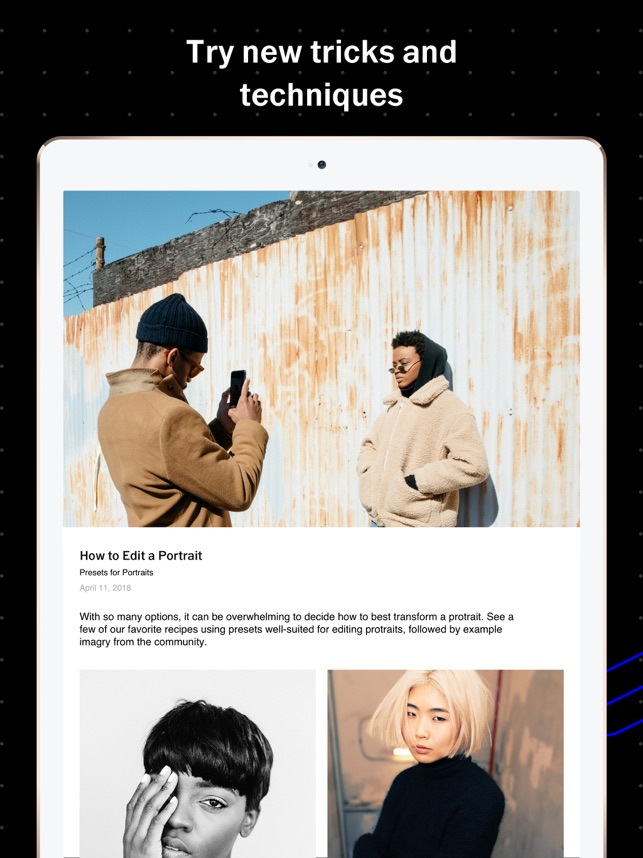 VSCO: Photo & Video Editor on the App Store