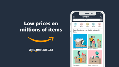 Screenshot for Amazon - Shopping made easy in United Arab Emirates App Store