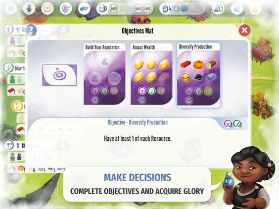 Charterstone: Digital Edition screenshot 14