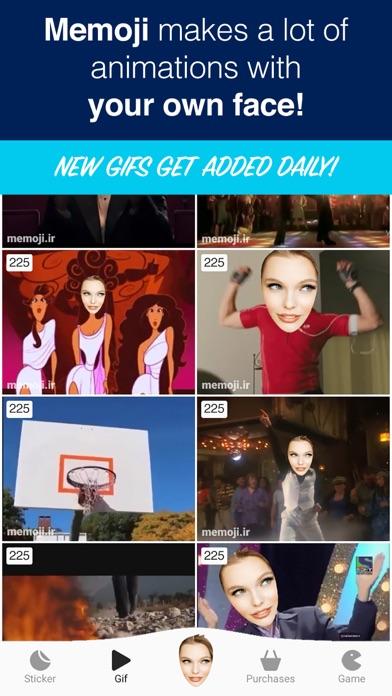 Memoji App