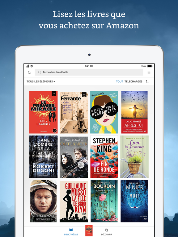 Screenshot #5 pour Kindle