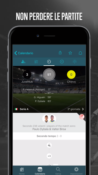 Screenshot for Forza Football in Italy App Store