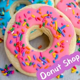 Donut Maker-Canival Food Shop