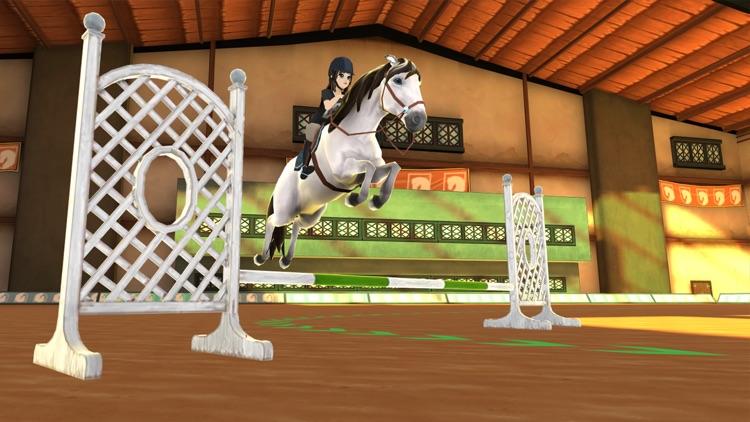 Horse Riding Tales: Wild Pony screenshot-9