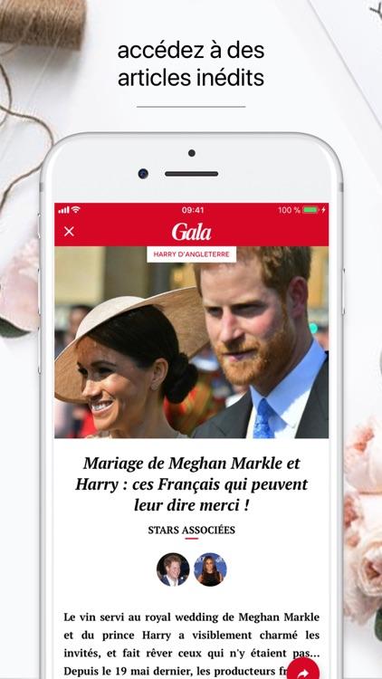 Gala.fr L'actualité des stars screenshot-3