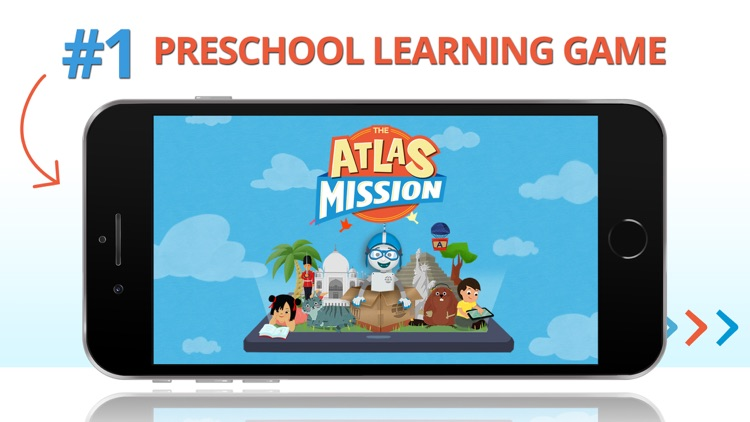 AtlasMission Educational Games