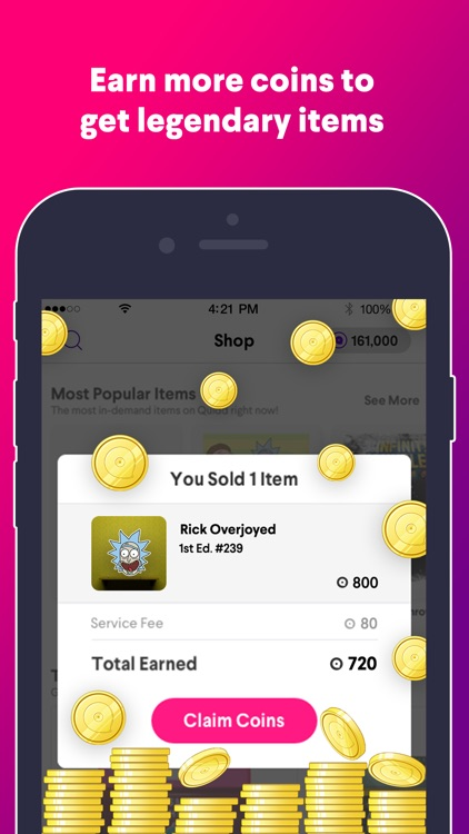 Quidd: Digital Collectibles screenshot-3