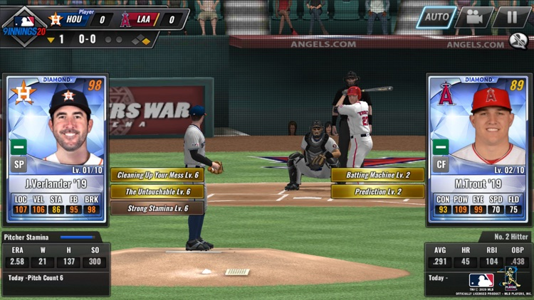 MLB 9 Innings 20 screenshot-6