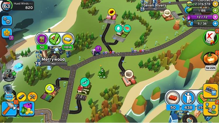Transit King Tycoon - Building screenshot-5