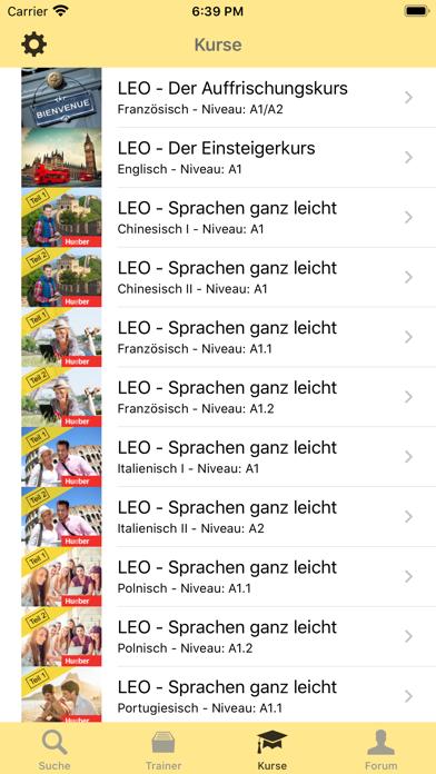 LEO Wörterbuchのおすすめ画像5