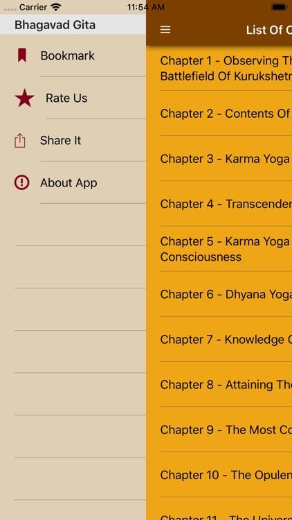 Bhagavad Gita-English